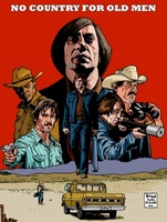 No Country for Old Men movie poster (2007) picture MOV_a5fb065b