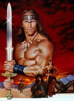 Conan The Destroyer movie poster (1984) picture MOV_a5fc1934
