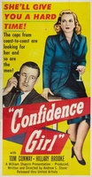 Confidence Girl movie poster (1952) picture MOV_a5fc8f68