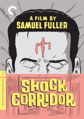 Shock Corridor movie poster (1963) poster MOV_a6062023