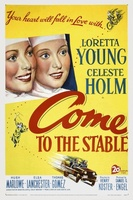 Come to the Stable movie poster (1949) picture MOV_a60662b6