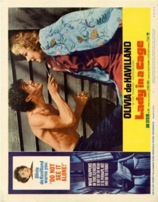 Lady in a Cage movie poster (1964) poster MOV_a6067adc