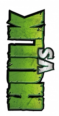 Hulk Vs. movie poster (2009) poster MOV_a60694e0