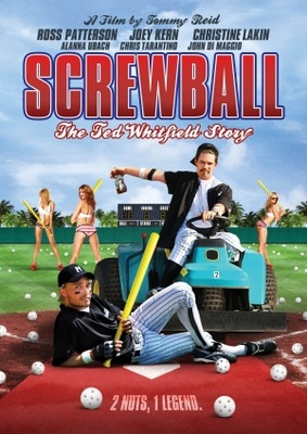 Screwball: The Ted Whitfield Story movie poster (2010) poster MOV_a60725c9