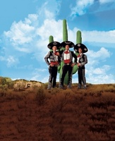 ¡Three Amigos! movie poster (1986) picture MOV_a60d09f3