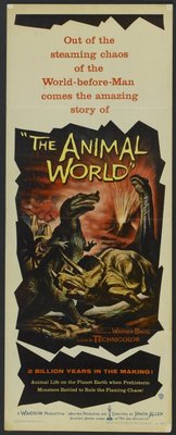 The Animal World movie poster (1956) poster MOV_a60d7c02
