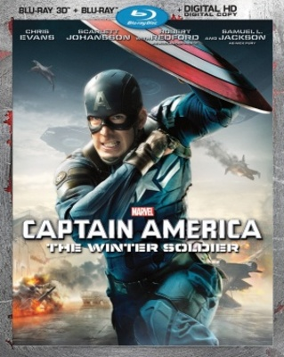 Captain America: The Winter Soldier movie poster (2014) poster MOV_a60fd036