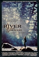 A River Runs Through It movie poster (1992) picture MOV_a61e0269