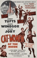 Cat-Women of the Moon movie poster (1953) picture MOV_a625d01c