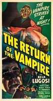 The Return of the Vampire movie poster (1944) picture MOV_a62aed60