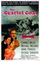 The Scarlet Coat movie poster (1955) picture MOV_a630b273