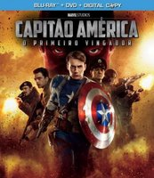 Captain America: The First Avenger movie poster (2011) picture MOV_a63197d9