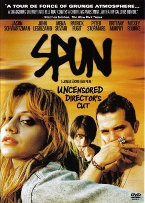 Spun movie poster (2002) poster MOV_a636bd55