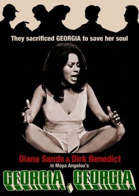 Georgia, Georgia movie poster (1972) poster MOV_a63aa71e