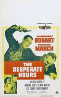 The Desperate Hours movie poster (1955) picture MOV_a6542251