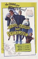 Bud Abbott Lou Costello Meet Frankenstein movie poster (1948) picture MOV_a65df93e