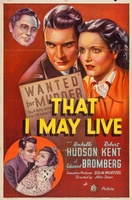 That I May Live movie poster (1937) picture MOV_a6682ced