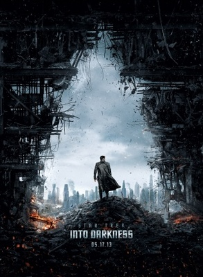 Star Trek Into Darkness movie poster (2013) poster MOV_a6701863
