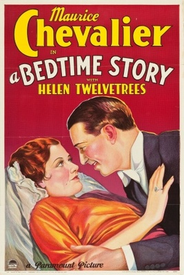 A Bedtime Story movie poster (1933) poster MOV_a67ec936