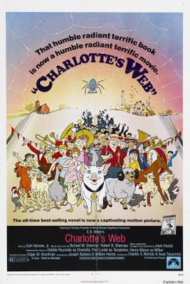 Charlotte's Web movie poster (1973) poster MOV_a68fab4c