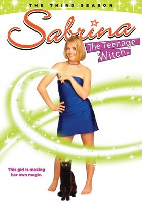 Sabrina, the Teenage Witch movie poster (1996) poster MOV_a690c557