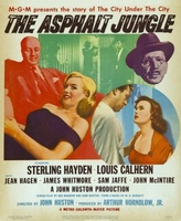 The Asphalt Jungle movie poster (1950) picture MOV_a690f734