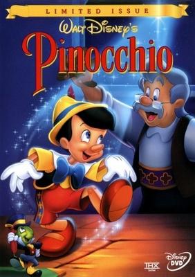 Pinocchio movie poster (1940) poster MOV_a694ba5f