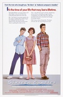 Sixteen Candles movie poster (1984) picture MOV_a69832ea