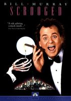 Scrooged movie poster (1988) picture MOV_a6b1d684