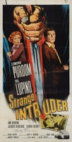 Strange Intruder movie poster (1956) picture MOV_a6b99f58