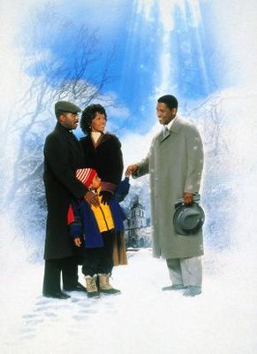 The Preacher's Wife movie poster (1996) poster MOV_a6bb49b5