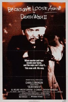 Death Wish II movie poster (1982) poster MOV_a6bf5a87