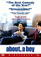 About a Boy movie poster (2002) picture MOV_97bdde77