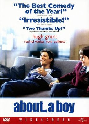 About a Boy movie poster (2002) poster MOV_a6c07bd7