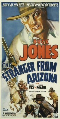 The Stranger from Arizona movie poster (1938) poster MOV_a6cd19b5