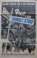 Riot on Sunset Strip movie poster (1967) picture MOV_a6cf3058