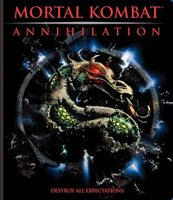 Mortal Kombat: Annihilation movie poster (1997) picture MOV_a6d22fe1
