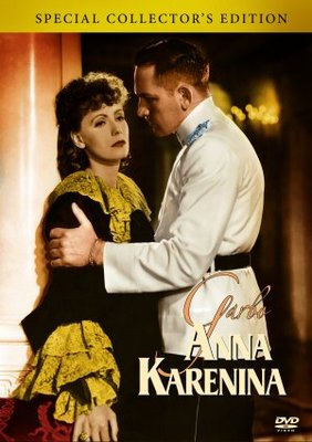 Anna Karenina movie poster (1935) poster MOV_a6dec5a4
