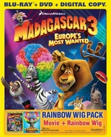 Madagascar 3: Europe's Most Wanted movie poster (2012) picture MOV_a6df6c32