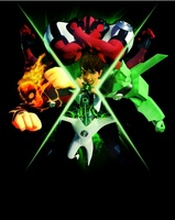 Ben 10 Destroy All Aliens movie poster (2012) picture MOV_a6e08606