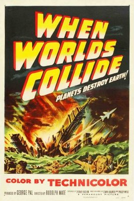 When Worlds Collide movie poster (1951) poster MOV_a6e70076