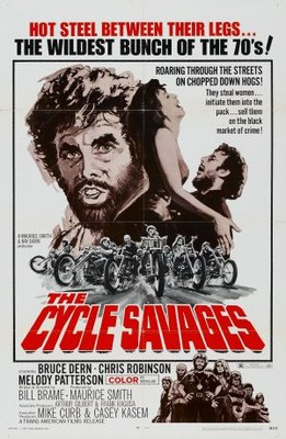 The Cycle Savages movie poster (1969) poster MOV_a6ebe09d