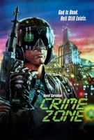 Crime Zone movie poster (1988) picture MOV_a6ebe239
