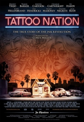 Tattoo Nation movie poster (2013) poster MOV_a6f5edc5