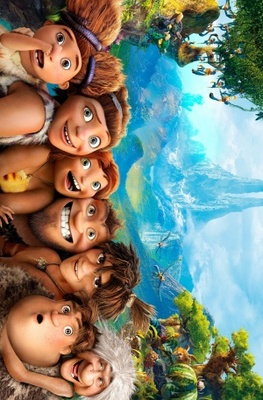 The Croods movie poster (2013) poster MOV_a6fc1081