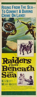 Raiders from Beneath the Sea movie poster (1964) poster MOV_a6fc2003