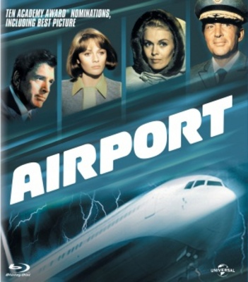 Airport movie poster (1970) poster MOV_a6fc407f