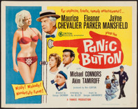 Panic Button movie poster (1964) picture MOV_a6fwz0br