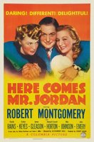 Here Comes Mr. Jordan movie poster (1941) picture MOV_a701dc3a