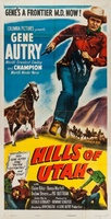 The Hills of Utah movie poster (1951) picture MOV_a71254c2